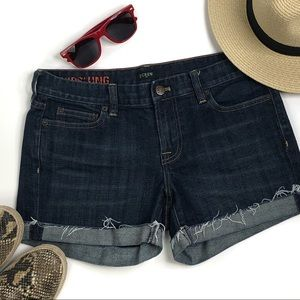 J.Crew Hipslung Denim Jeans Shorts